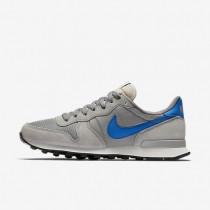 Nike Internationalist Herren Matte Silber/Sail/Schwarz/Blau Spark 828041-004
