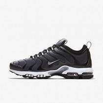 Nike Air Max Plus TN Ultra Herren Schuhe Schwarz/Wolf grau/Weiß/Metallic Silber 898015-001