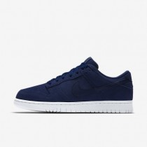 Nike Dunk Retro Low Herren Schuhe Binary Blau/Weiß/Binary Blau 896176-400