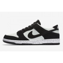 Nike SB Dunk Low Pro Herren Skateboard Schuhe Schwarz/Barely Grün/Weiß/Schwarz 854866-003