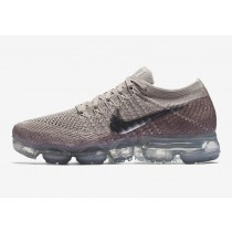 Nike Damen Vapormax String/Chrome-Sunset Glow-Taupe Grau 849557-202