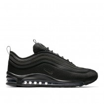 Nike Herren Air Max 97 Ultra '17 Triple Schwarz 918356-002