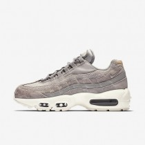 Nike Air Max 95 Premium Damen Schuhe Cobblestone/Weiß/Cobblestone 807443-012