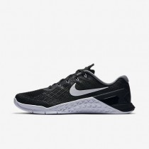 Nike Metcon 3 Damen Trainingsschuhe Schwarz/Weiß 849807-001