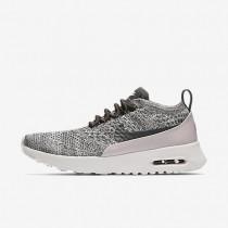 Nike Air Max Thea Ultra Flyknit Damen Schuhe Midnight Fog/Siltstone Rot 881175-003