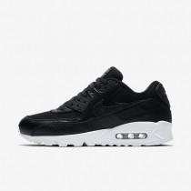 Nike Air Max 90 Premium Herren Schuhe Schwarz/Weiß/Schwarz 700155-008