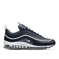 Nike Herren Air Max 97 Ultra '17 Midnight Navy/Weiß 918356-400