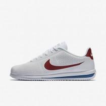 Nike Cortez Ultra Moire Herren Schuhe Weiß/Varsity Blau/Varsity Rot 845013-100