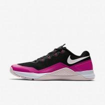 Nike Metcon Repper Dsx Damen Trainingsschuhe Schwarz/Rosa mortal/Siltstone Rot 902173-012