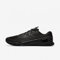 Nike Metcon 3 Herren Trainingsschuhe Schwarz/Schwarz 852928-002