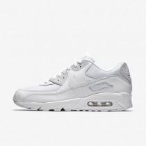 Nike Air Max 90 Essential Herren Schuhe Weiß/Weiß 537384-111