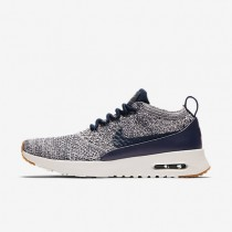 Nike Air Max Thea Ultra Flyknit Damen Schuhe College Navy/Sail/Gum Medium Braun 881175-402
