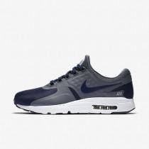 Nike Air Max Zero Essential Herren Schuhe Midnight Navy/Dunkelgrau/Weiß 876070-402