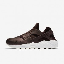 Nike Air Huarache Premium Damen Schuhe Mahogany/Summit Weiß/Metallic Mahogany AA0523-202