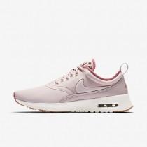Nike Air Max Thea Ultra Premium Damen Schuhe Siltstone Rot/Rot Stardust/Sail 848279-601