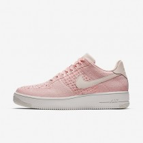 Nike Air Force 1 Flyknit Low Herren Schuhe Sunset Tint/Sail/Sunset Tint 817419-601