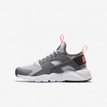 Nike Air Huarache Ultra Damen Schuhe Reines Platin/Lava Glow/Kaltes Grau/Anthracite 847568-005