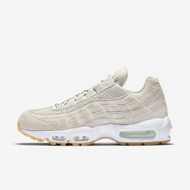 Nike Air Max 95 Premium Damen Schuhe Light Bone / Light Bone 538416-003