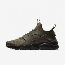 Nike Air Huarache Ultra Herren Schuhe Medium Olive/Schwarz/Cargo Khaki 819685-202