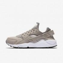 Nike Air Huarache Herren Schuhe Cobblestone/Weiß/Schwarz 318429-040