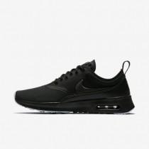 Nike Air Max Thea Ultra Premium Damen Schuhe Schwarz/Schwarz/Blau Tint 848279-005