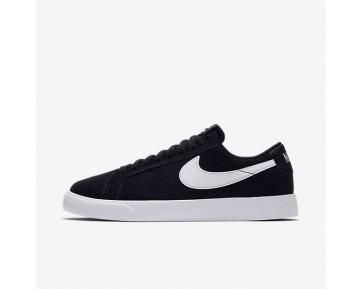Nike SB Blazer Vapor Herren Skateboard Schuhe Schwarz/Weiß/Weiß/Weiß 878365-011