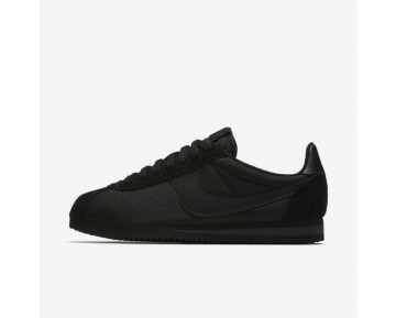 Nike Classic Cortez 15 Nylon Damen Schuhe Schwarz/Anthracite/Schwarz 749864-003
