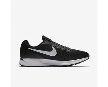 Nike Air Zoom Pegasus 34 Herren Laufschuhe Schwarz/Dunkelgrau/Anthracite/Weiß 880555-001