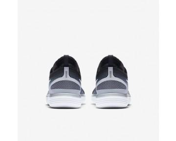 Nike Free RN Distance 2 Herren Laufschuhe Schwarz/Kaltes Grau/Dunkelgrau/Weiß 863775-001