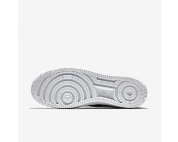 Nike Air Force 1 Ultra Flyknit Mid Herren Schuhe Hot Punch/Blau Glow/Weiß/Schwarz 817420-602