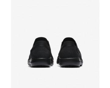 NikeLab Free TR Flyknit 2 Damen Trainingsschuhe Schwarz/Midnight Fog/Schwarz 904657-001