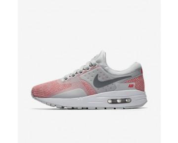 Nike Air Max Zero SE Damen Schuhe Reines Platin/Hot Punch/Weiß/Kaltes Grau 917863-001