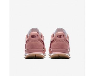 Nike Internationalist Damen Rot Stardust/Siltstone Rot/Gum Medium Braun/Noble Rot 828407-607