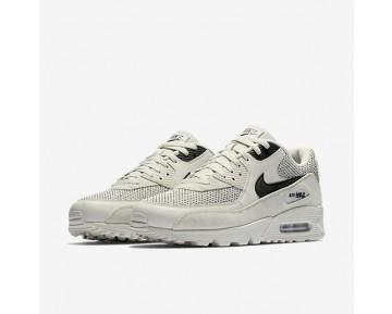 Nike Air Max 90 Essential Herren Schuhe Light Bone/Schwarz/Reines Platin/Schwarz 537384-074