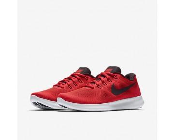 Nike Free RN 2017 Damen Laufschuhe University Rot/Port Wine/Solar Rot/Light Thistle 880840-602