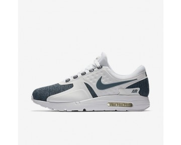 Nike Air Max Zero SE Herren Schuhe Weiß/Schwarz/Waffenkammer Blau 918232-100