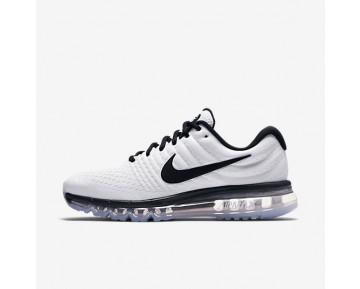 Nike Air Max 2017 Herren Laufschuhe Weiß/Schwarz 849559-105