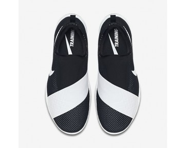 Nike Free Connect Damen Trainingsschuhe Schwarz/Weiß/Weiß 843966-010