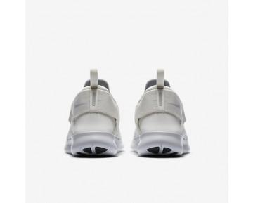 Nike Free RN Commuter 2017 Premium Damen Laufschuhe Sail/Reines Platin/Wolf grau AA1622-100
