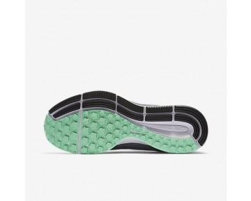 Nike Air Zoom Pegasus 34 Solstice Damen Laufschuhe Wolf grau/Weiß/Grün Glow 883270-001