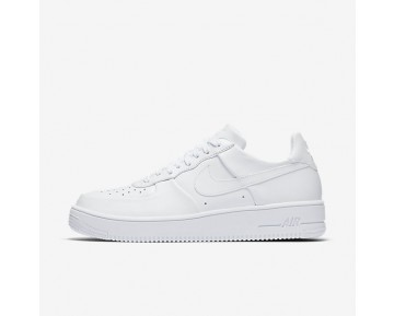 Nike Air Force 1 Ultraforce Leather Low Herren Schuhe Weiß/Weiß/Weiß 845052-100