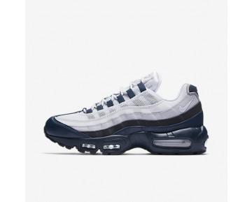 Nike Air Max 95 Essential Herren Schuhe Armoury Navy/Anthracite/Wolf grau/Weiß 749766-406