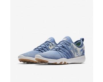 Nike Free Tr 7 Damen Trainingsschuhe Work Blau/Sail/Racer Blau 904651-400