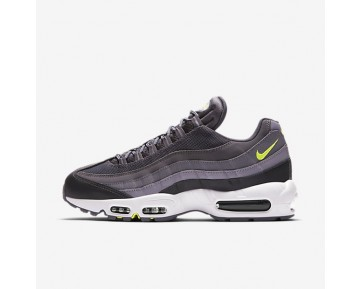 Nike Air Max 95 Essential Herren Schuhe Anthracite/Dunkelgrau/Volt 749766-019