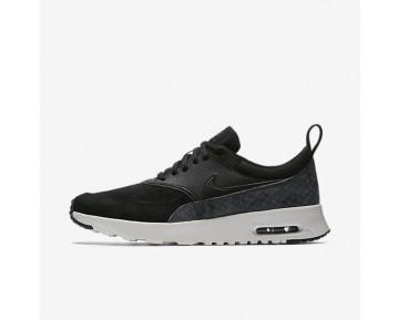 Nike Air Max Thea Premium Damen Schwarz/Sail/Dunkelgrau 616723-019
