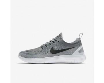 Nike Free RN Distance 2 Herren Laufschuhe Kaltes Grau/Wolf grau/Stealth/Schwarz 863775-002