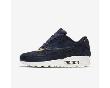 Nike Air Max 90 Damen Schuhe Dunkel Obsidian/Sail/Mushroom/Dunkel Obsidian 920959-400