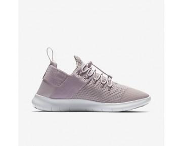 Nike Free RN Commuter 2017 Premium Damen Laufschuhe Plum Fog/Reines Platin/Sunset Glow 880842-500