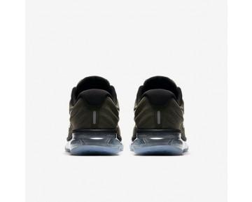 Nike Air Max 2017 Herren Laufschuhe Cargo Khaki/Schwarz 849559-302