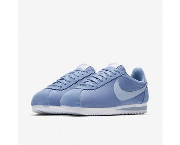 Nike Classic Cortez 15 Nylon Damen Schuhe December Sky/Weiß/Light Waffenkammer Blau 749864-401